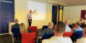 Roel Wagter presenteert op UCGEA 2019