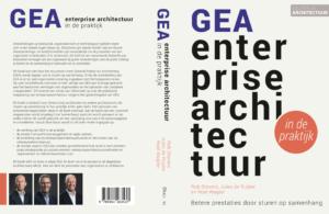 GEA Enterprise Architectuur in de praktijk Boekkaft